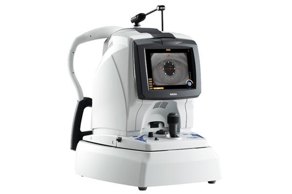 光干渉断層計(OCT)RS-3000(NIDEK社製)