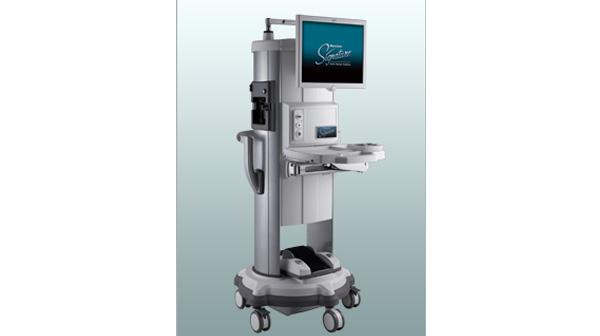 白内障手術装置ホワイトスターシグネチャー(AMO社製)