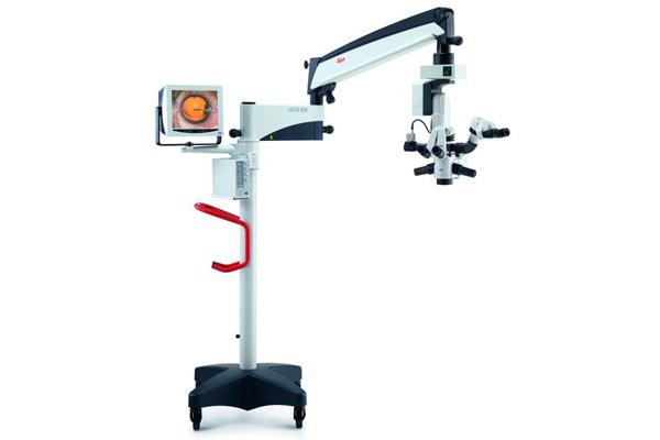 眼科手術用顕微鏡システムM822(Leica社製)