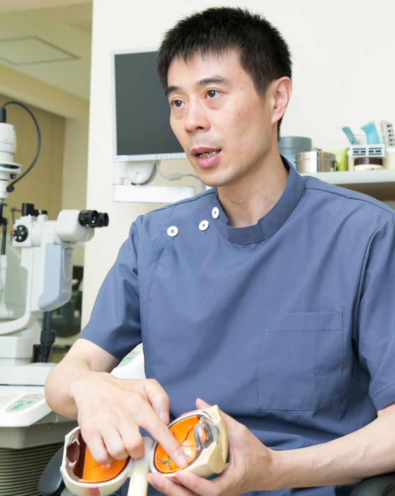 手術専門の病院に勤務したことが、ターニングポイントに